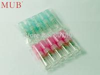 Wholesale 100pcs/lot 2ml Perfume Atomizer Mini Glass Perfume With Pump Sprayer Small Glass Jars