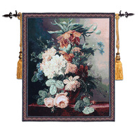 New Arrival Belgium Tapestry tv wall blanket 118*138CM