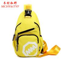 2014 chest pack bag women's handbag small cross-body bag casual Men and women travel bag sports bag casual handbag