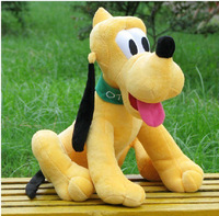 30CM Original Pluto Dog Plush Toy Goofy Mickey Minnie Mouse Donald Duck Soft Dolls toys Kids Brinquedos With Free Shipping