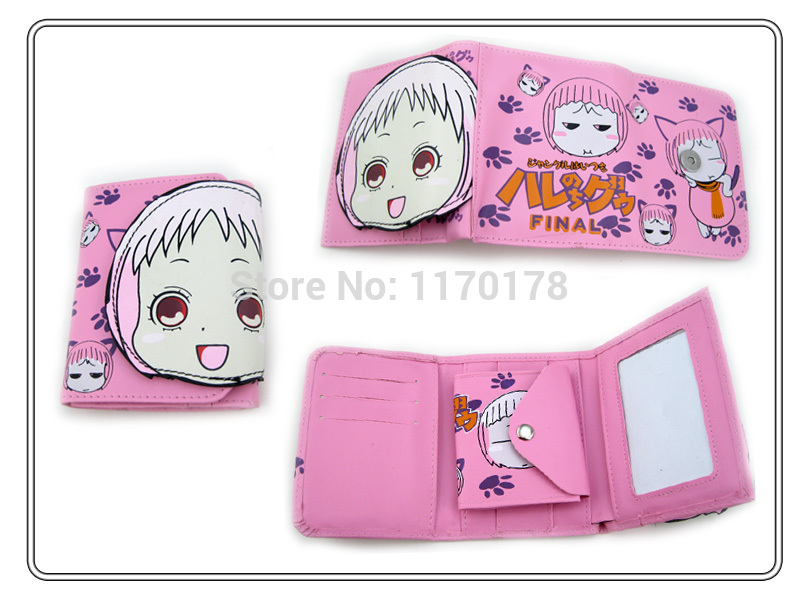 Pink Purse Cartoon Coin Purse Women Cartoon