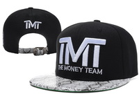 High Quality Snakeskin TMT Caps Snapback Baseball Cap Outdoor Sport Flat The Momey Team HipHop  Adjustable Hat Free Shipping