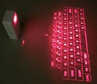 hot sale fashion  laser  Virtual Bluetooth Laser Keyboard for Smart phone PC Tablet Laptop