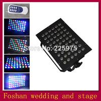 Free shipping dj lighting professional par can,christmas decoration led par light,remote control par64 lamp