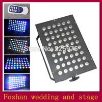 Free shipping dmx outdoor par can,led par lamp light,led par 64 rgbw dmx stage lighting