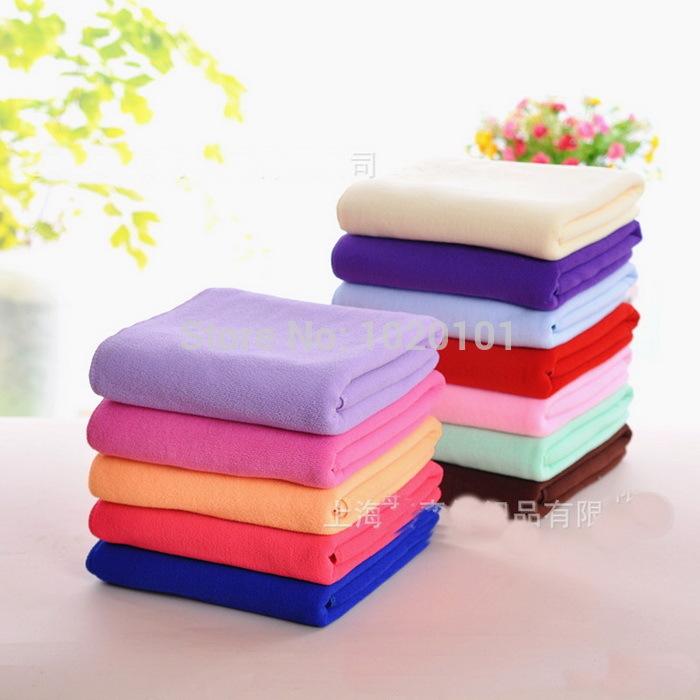 2014 new Superfine fiber Bath towel size 70*140 Quick dry towel free shipping(China (Mainland))