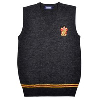 Halloween Cosplay Harry Potter Gryffindor School Uniform Cosplay Clothes Neckline Without Stripes Sweater Vest Classic Style