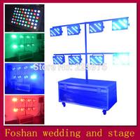 Free shipping 8pcs/Lot,solar powered par led,led light par dmx lighting,christmas led par lamp lights