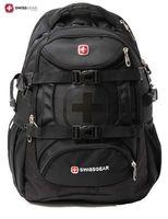 2014 new men's Swissgear backpack,fashion nylon waterproof hiking backpack for women and men free shipping