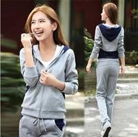 Women Hooded Suit-- Women Sport Suit-- Women Fashion Cardigan  and Sport Pant