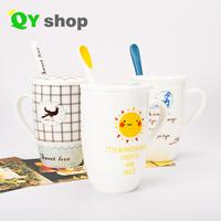 3 Series 12 styles for choose lovely ceramic milk tea& coffee mug High quality bone china mug free shipping