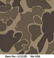 Military Camo Item No. LC132D PVA Water Transfer Printing Film