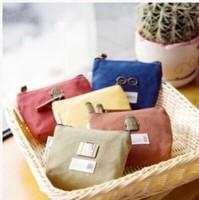 Min Order $15(mixed order)  fashion  vintga  metals  canvas  coin purse   Key bag  CLUTCH BAGS  3556YX