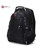2014 new arrived women Swissgear backpack,fashion nylon waterproof camping backpack free shipping