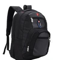 2014 new men's Swissgear backpack,fashion nylon waterproof backpack for women and men.