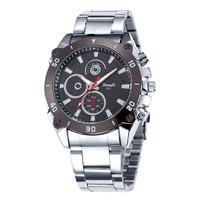 Fashion New 2014 Men Luxury Brand Wristwatch Alloy Steel Casual Sport Quartz Watch Clock Relogio Masculino reloj hombre montre