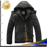 NEW 100% Cotton Fashion Men Hoodie Jacket Men Coat Warm Outdoors Jackets Men Clothes Overcoat Jaqueta Hoody Mens Winter Jacket