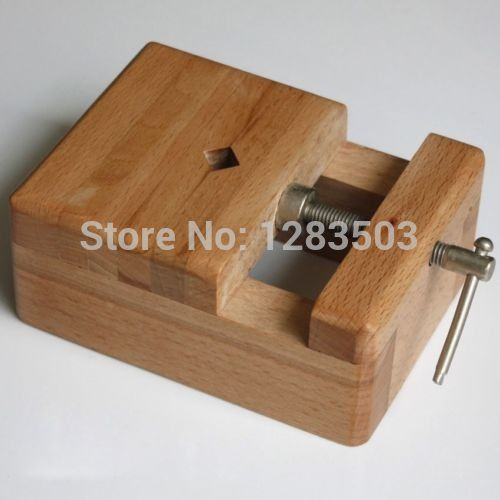 Aliexpress.com : Buy Wood Wooden Bench Vise Vice Clamp ...
