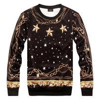 Fashion pullover sweatshirt lovers teenage autumn outerwear male Women slim baseball clothing class service
