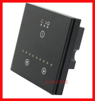 Touch Panel Multi-function Dimmer Controller DC 12V-24V for RGB LED Strip
