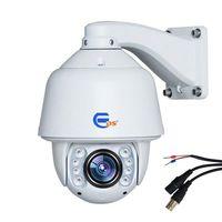 IR Speed Dome 700TVL SONY CCD 27x Zoom IR PTZ DOME CCTV Security Camera EDS-HS305-700