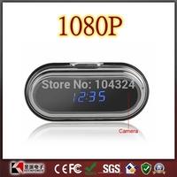 HD 1080P Clock Hidden Camera Support Motion Detection Detect