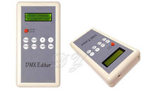 Hand held DMX ID Editor with digital display