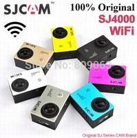 SJCAM Original SJ4000 WIFI Action Camera Diving 30M Waterproof Camera 1080P FHD Underwater Sport Camera Sport DV Gopro style