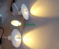 Led wall stair lamp wall lamp led scone 3w 10pcs/lot 100lm/w taiwan led 100% nice light 3w CE