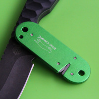 Sterling Compact Knife Sharpener, Eco Knife Sharpener,Pocket Size, V sharpening insert,W/ lanyard hole, free Shipping
