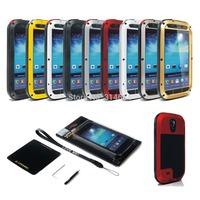 Outdoor Partner Love Mei Waterproof Dustproof Shockproof Aluminum Metal Powerful Phone Protection Case For Galaxy S4 IV I9500