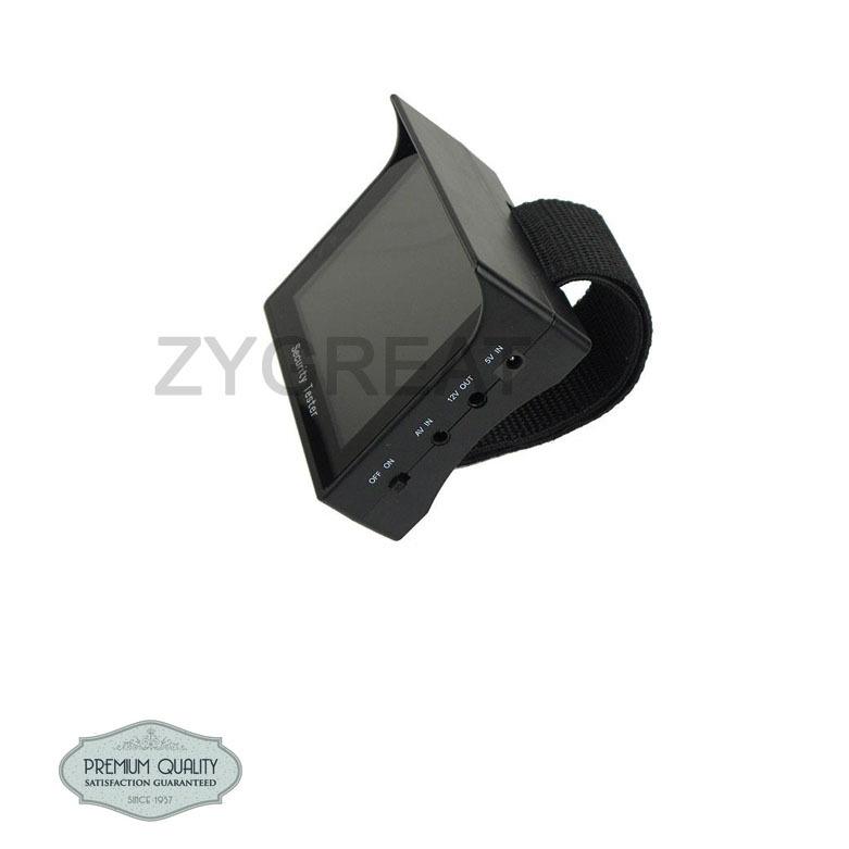 2014 TFT 3.5'' LCD MONITOR COLOR CCTV Security Surveillance CAMERA TESTER Armband NEW(China (Mainland))