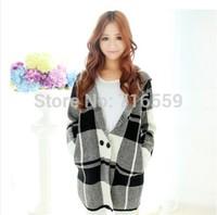 Sweaters 2014 women fashion Summer Cardigan heart Long Sleeve Sweater femininas Cardigans women's coats cheap Free Shipping