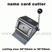 Manual name card cutter 90*55mm