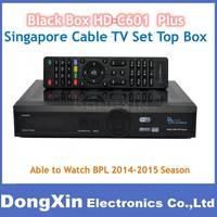 10XNewly developed in June 2014 Singapore starhub tv box Black box hdc601 plus watch HD BPL New season 2014-2015 NO monthly fee