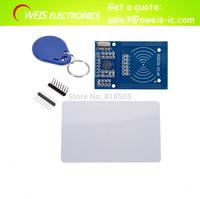 MFRC-522 RC522 RFID RF IC card sensor module to send S50 Fudan card, keychain for arduino