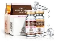 Hyaluronic Acid + Snail Essence Serum Face Care Acne Pimples Treatment Skin care Whitening cream Moisturizing Anti Winkles