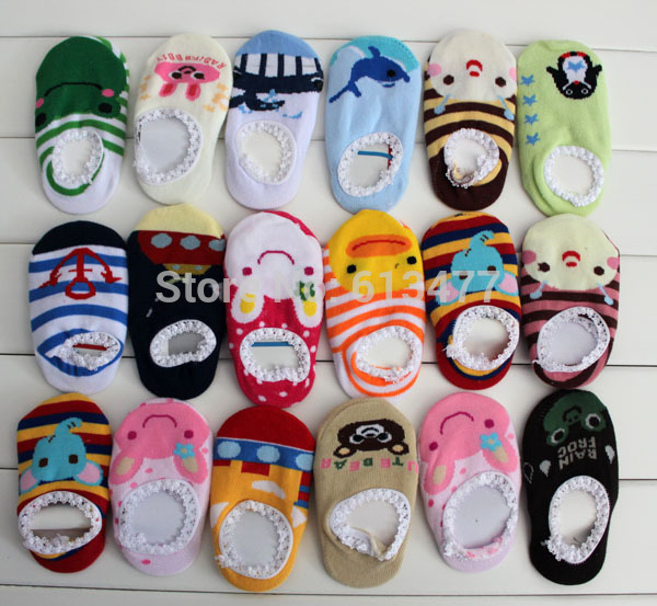 Warm soft cotton baby boys girls socks baby clothing accessories booties floor infant socks homewear 5pair=10pices ks09(China (Mainland))