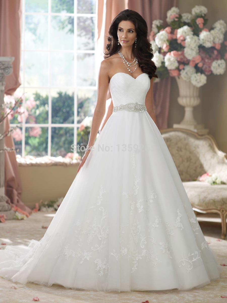 Vermietung Hochzeitskleid