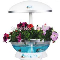 White Smart Garden Hydroponics pot ,No dirt, No mess,Very beautiful, Unique products