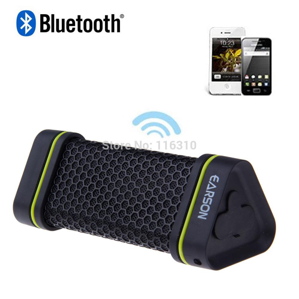 Portable Wireless Bluetooth Stereo Speaker(China (Mainland))