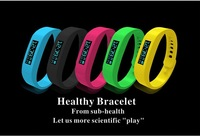 OLED Bluetooth Smart Bracelet Sport healthy Watch with Pedometer Sleep Monitor