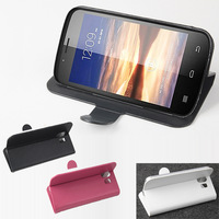 New arrival  2014 mobile phone Bag PU Cubot GT95 Flip Case Mobile Phone cover accessories Free Shipping