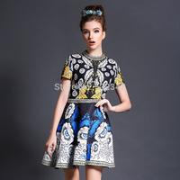 2014 autumn woman half sleeve cotton blends little black dress plus size casual short black dress xxxl,xxxxl,xxxxxl