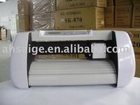 "mini Vinyl Cutter SK375T 375 mm 15"" LCD CE Certified"