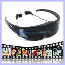 52 polegada grand écran virtuel 3D stéréo sans fil Mobile théâtre VG260 lunettes vidéo(China (Mainland))