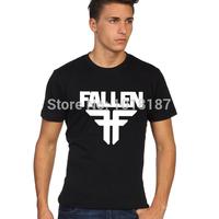 Summe Famous Brand Fashion fallen t shirt streetwear cotton man t-shirt tops & tees short sleeve