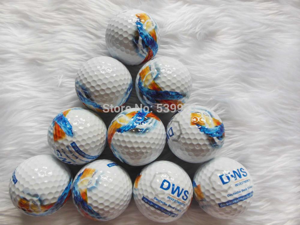 Golf Ball Logo Logo Tournament Golf Ball