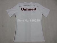 Customize! 14/15 season Fluminense jersey top quality soccer uniforms Size S-M-L-XL