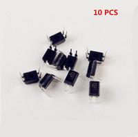 10PCS PC817 PC817C EL817C LTV817 PC817-1 DIP-4 OPTOCOUPLER SHARP